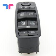 Interruptor de janela de alta qualidade marca power para MERCEDES-BENZ gl320 gl350 gl450 gl550 r320 r350 frente lh 2518300390 creme-colorido