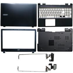 Baru LCD Penutup Belakang/Depan Bezel/Engsel/Tempat Berteduh/Casing Bawah untuk Acer E5-571 E5-551 E5-521 E5-511 e5-511G E5-511P E5-551G E5-571G