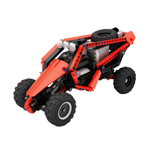 Building Blocks RC Cars-All-Terrain Vehicle Buggy Model Wireless Remote Control Block Car Toys Truck for Kids and Adu 26 styles rc car transformation robots sports vehicle model robots toys remote cool rc deformation cars kids toys gifts for boys