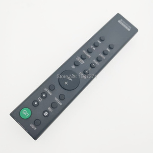 Image 3 - new remote control RMT AH103U for sony HT CT80 HT CT180  soundbar system