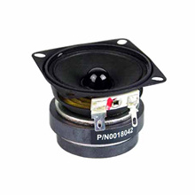 1pc 2 Inch 12Ω 5W Tweeter Fever Sound-transparent High-pitched Sound EAW Speaker Loudspeaker