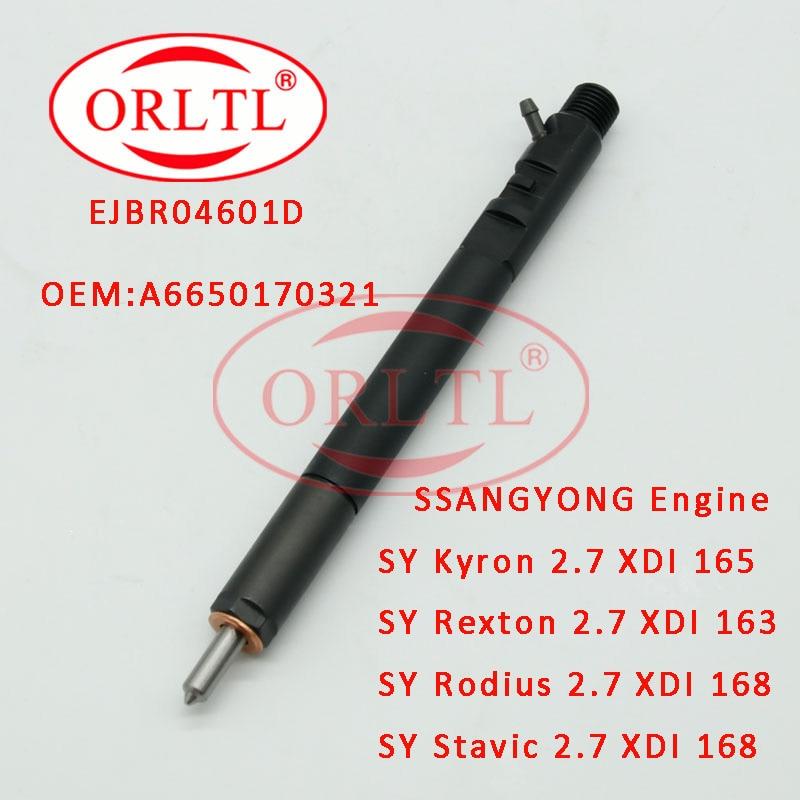 SSANGYONG REXTON 2.7 injecteur
