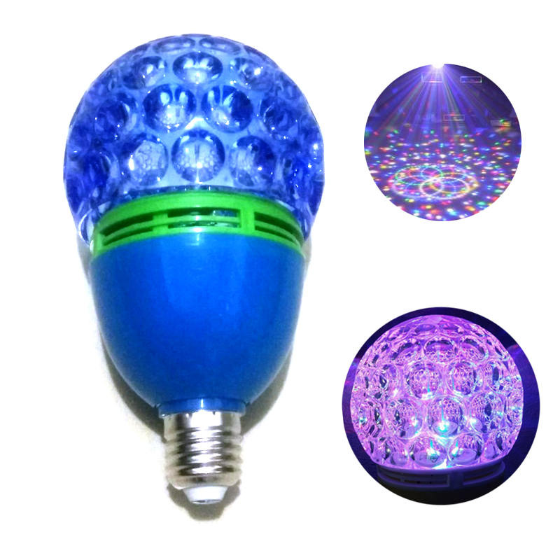 Laser Light Party Night Light Dj Laser Disco Light Colorful Pineapple Stage E27 Ambient Light Party Festival Lantern Projector