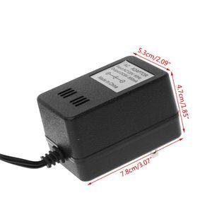 Image 5 - 3 في 1 الولايات المتحدة التوصيل التيار المتناوب كابل محول الطاقة ل NES سوبر نينتندو SNES Sega Genesis 1 120 فولت 60 هرتز