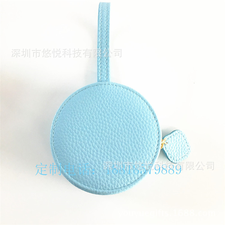 Korean-style New Style Purse Embossed Leather PU Leather Wallet Makeup Fen Bing Bao