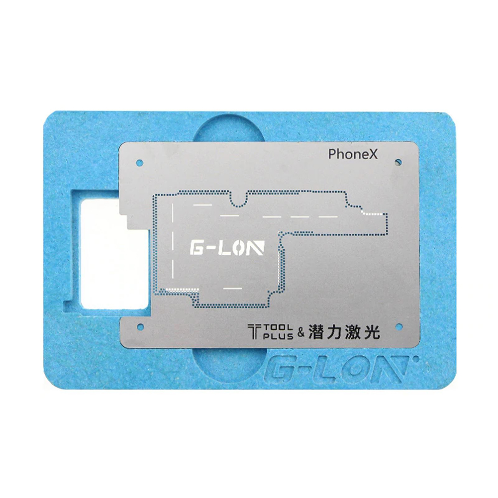 Stencil Logic-Board IPhone For X Parts Platform Positioning-Replacement Reballing Repair