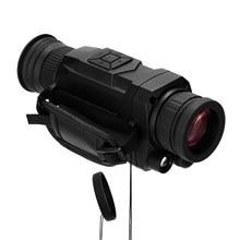NV0535 dispositif de Vision nocturne numérique dispositif de Vision nocturne monoculaire infrarouge moniteur de navigation chasse en plein air canotage jour nuit peut utiliser