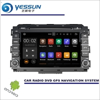 YESSUN Wince / Android Car Multimedia Navigation System For Kia Carnival 2015~2017 CD DVD GPS Player Navi Radio Stereo HD Screen