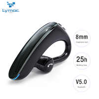 LYMOC Graphene 5.0 Bluetooth Earphones Wireless Headsets Nosice Cancelling HD MIC Handsfree Business Driver for iPhone Xiaomi