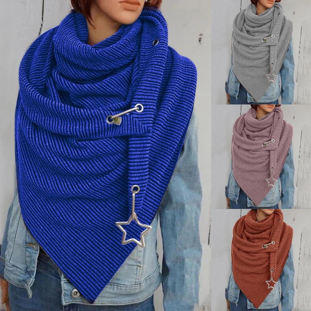 Tsmile Women Flower Printing Scarf Tie Dye Gradient Color Long Soft Yarn Wrap Shawl Gorgeous Stole Pashmina Scarves