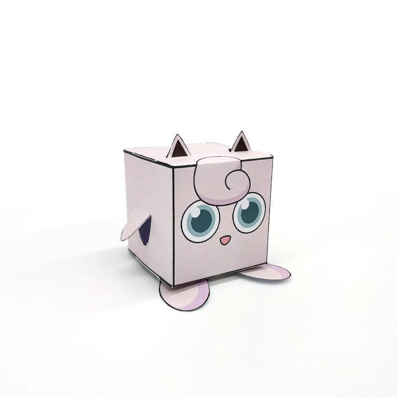 jigglypuff origami | Images For Studyng HD | 800x800