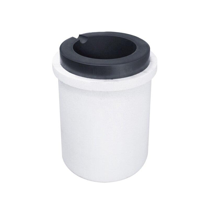Kit de bouclier de quartz de creuset de fusion de Graphite de haute pureté 2kg