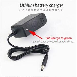 Image 5 - 1 10 pces liitokala 12,6 v 1a carregador de bateria de lítio 3s 12v bateria 100 240v carregador dc cabeça é 5,5*2,1mm