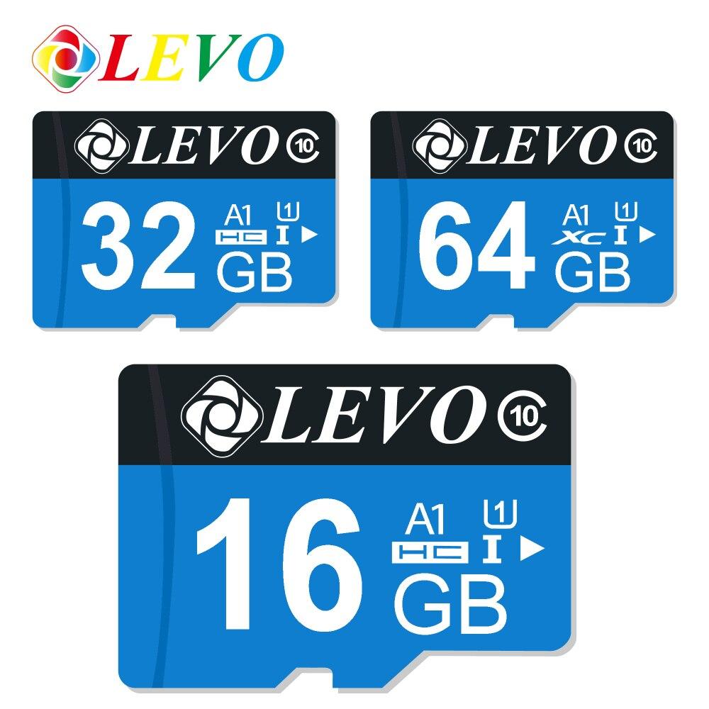 Mới TF Thẻ Nhớ Micro SD Class 10 4GB 8GB 16GB 32GB 64GB 128 nhớ MicroSD Lưu Trữ Nội Bộ Đèn Led Cho Điện Thoại Thông Minh title=