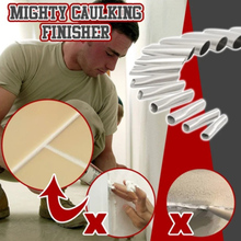 14Pcs Caulk Nozzle Applicator Caulking Finisher Stainless Steel Sealant Finishing Tool Kit