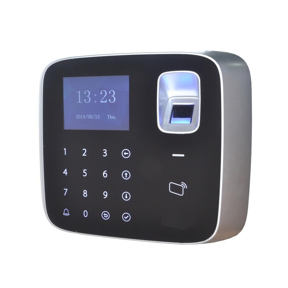 DH logo DH-ASI1212A Fingerprint Standalone Access Control