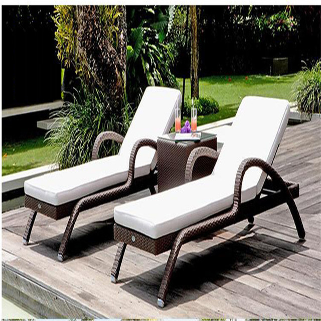 Outdoor recliner chair 1