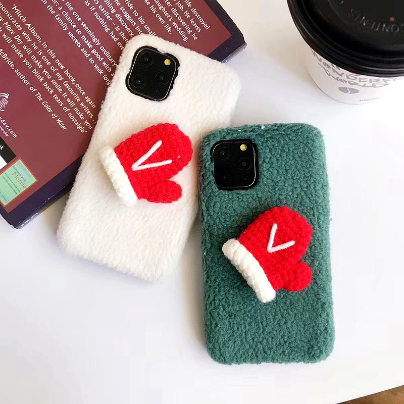 Luxury Warm Villus Fur Case (4)