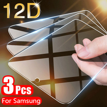 3Pcs Tempered Glass For Samsung Galaxy A51 A70 A20 A30 S A40 Screen Protector For Samsung A50 A71 A01 A31 M30 A20E M31 M21 Glass