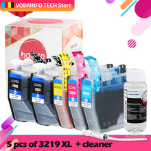 Compatible LC3219 LC3219XL Ink Cartridge For Brother MFC J5330DW J5335DW J5730DW J5930DW J6530DW J6935DW 3219xl lc3217 lc3217 xl
