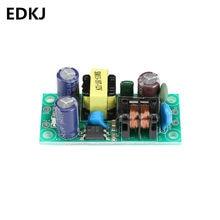 Ac 220v para 3.3v 5v 9v 12v 15v 24v dc verde, 1 peça AC-DC precisão conversor buck transformador transformador módulo de fonte de alimentação
