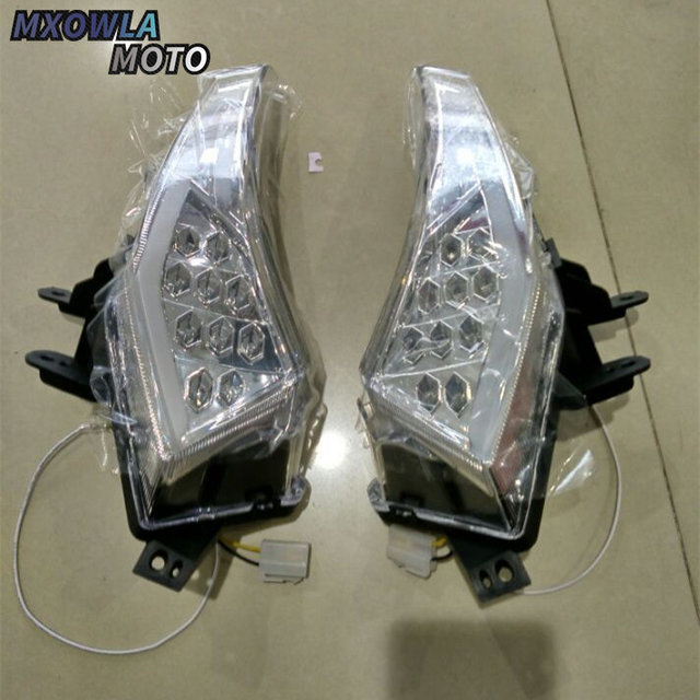 $ 55.09 Light For TMAX 530 LED Turn Signal Rear Brake Lights For YAMAHA TMAX530 Tail Front For T-Max 530 2017 2018 2019 DX SX Lamp Emark