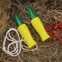 Fishing-Accessories Whistle Hunting-Decoy Duck-Call Pheasant-Call Outdoor Blowing PP