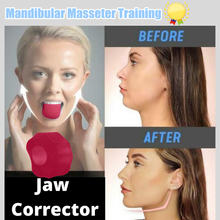 Jawline exerciser tone your face facial toner anti wrinkle muscle