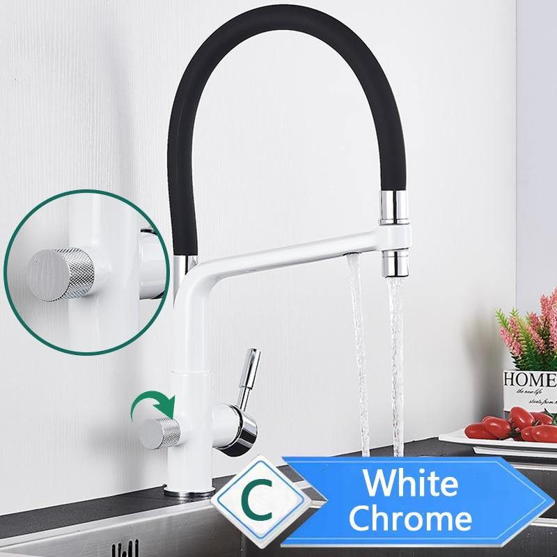 White Chrome C