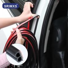 Sticker Seal-Strips Rubber Sound-Insulation-Sealing Auto-Interior-Accessories Car-Door