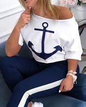 Женская футболка с короткими рукавами в европейском и американском