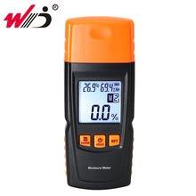 SHAHE цифровой измеритель влажности 2~ 70% древесный гидрометр для измерения влажности тестер влажности древесины детектор влажности ЖК-дисплей