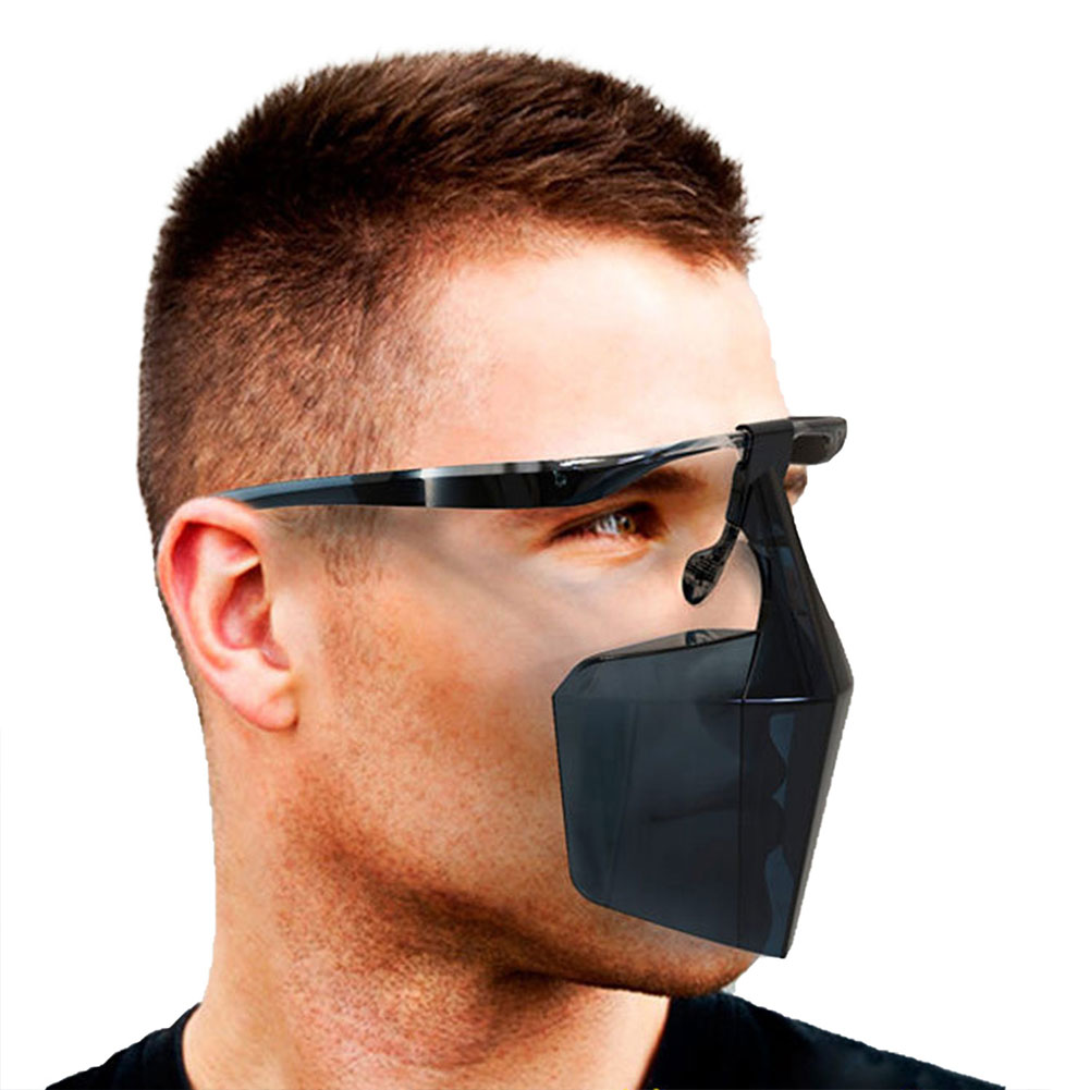 New Reusable Masks Drip-proof Anti-pollution Anti-fog Mask Dust-proof Mask