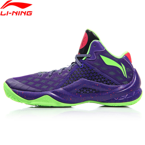 Image 1 - (Break Code) li Ning Menทั้งหมดทีม 4 Wade Professionalรองเท้าบาสเก็ตบอลเบาะซับLi Ning CLOUDกีฬารองเท้าABAM013 XYL290