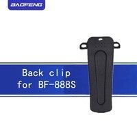 עבור baofeng קליפ 10pcs חזרה חגורת Baofeng 888S עבור אביזרים טוקי רדיו bf888s גרירה בדרך (1)
