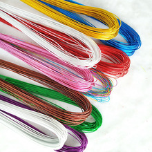 Mesh flower materials 22# 24# nylon stocking iron wires accessories Silk Long 80cm 80pc/lot s