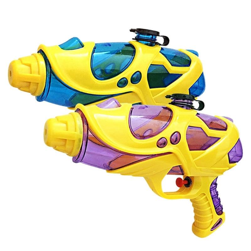 Children's Water Gun Children's Water Sprayer Toy Water Beach Toys Super Long-Range Water Gun Beach Shower Drifting Water