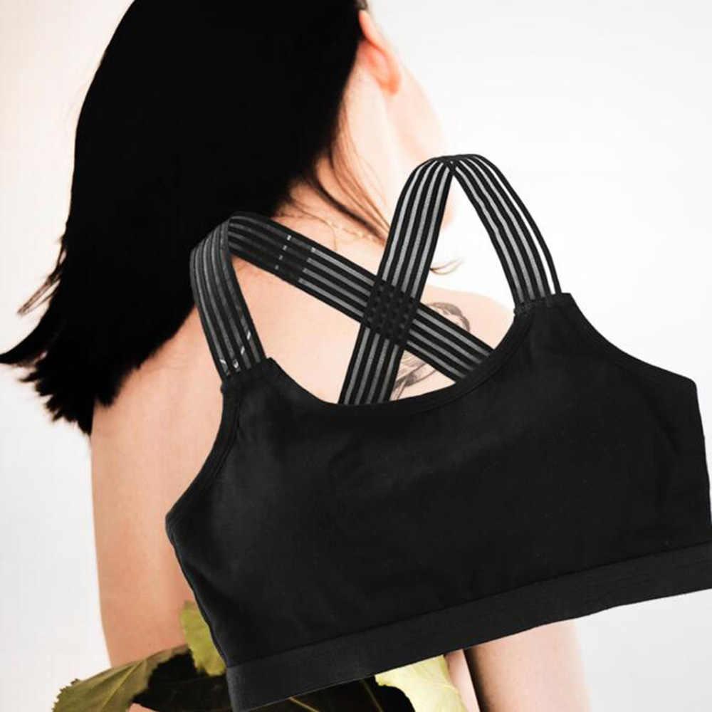 Seamless Sports Bra Women Fitness Top Gym Yoga Bra Shockproof Push Up Sport Bra Running Yoga Gym Crop Top Workout Bra