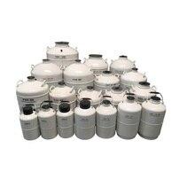 10/20L/35L/50L di Azoto Liquido Contenitore Secchio Criogenico LN2 Serbatoio Serbatoio di Azoto Liquido Refrigeranti Rapido congelamento