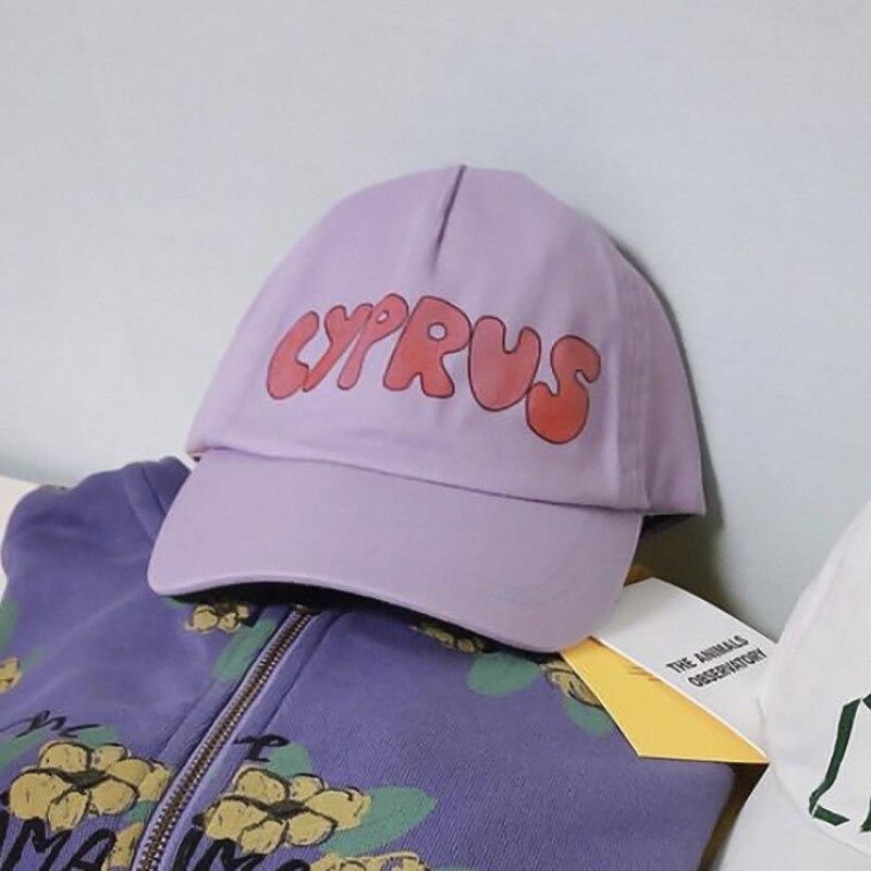 Детская бейсбольная кепка EnkeliBB для весны и лета, новинка 2021, Детская уличная Кепка Arricals TAO, очень стильные аксессуары для малышей 6