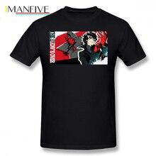 Persona T Shirt 5 Joker T-Shirt Plus size Men Tee Short Sleeve Funny Print Classic 100 Cotton Tshirt