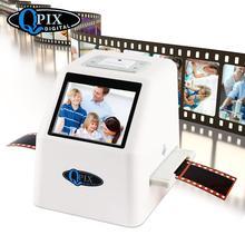 """Portable Digital Film Slide Scanner Convert 35mm 135 110 126KPK Super 8 Slides & Negatives to 22 Mega Pixels JPEG 2.4""""LCD Screen"""