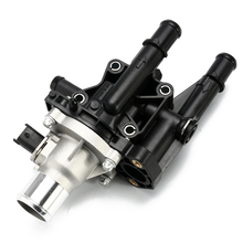 55564890 Engine Cooling Coolant Thermostat Housing 1.8L for Chevrolet Sonic for Cruze 2011 2012 2013 2014 2015