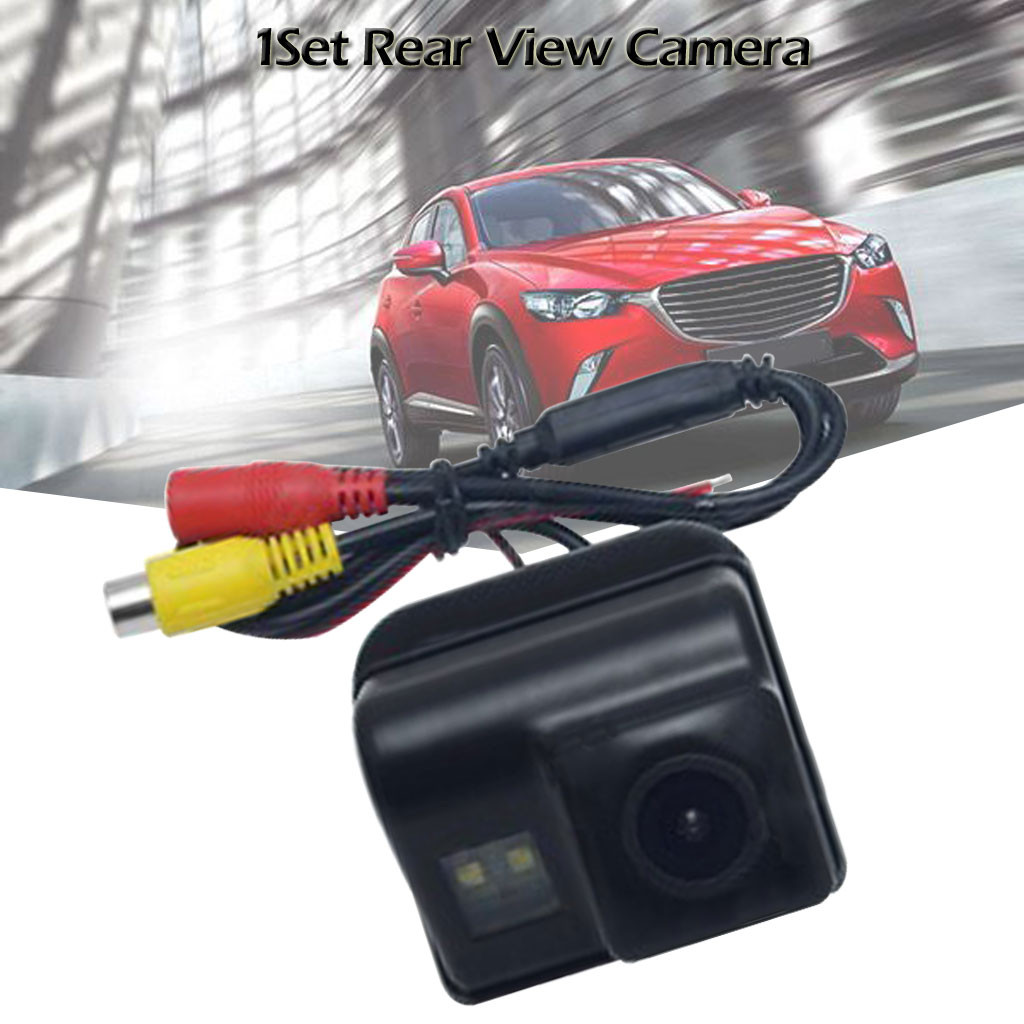 CARPRIE Car Camera HP 170 degrees Car Rear View Reverse Parking Camera For Mazda 3/6/CX-5/CX-7/CX-9 title=