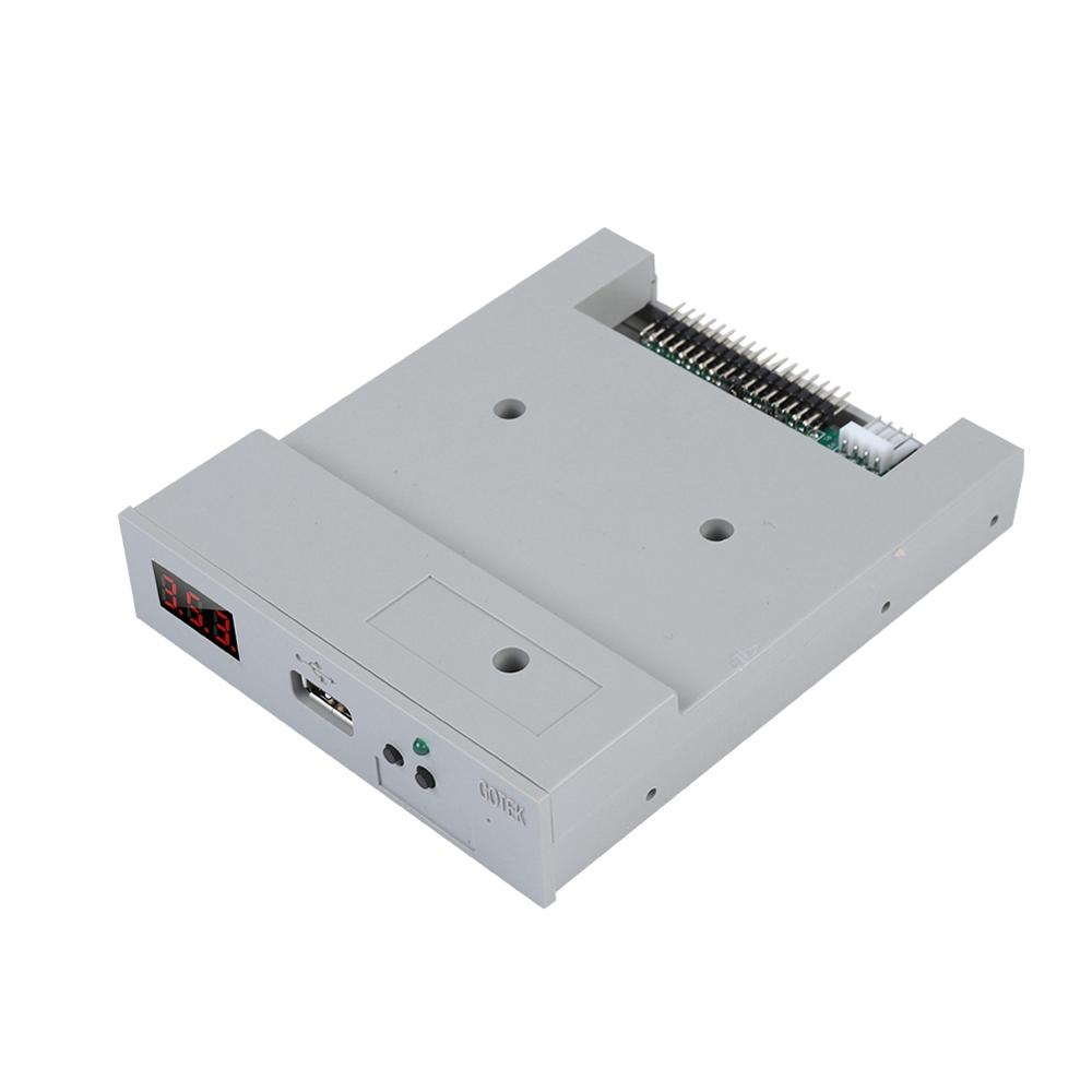 SFR1M44-U100 3.5in 1.44MB USB SSD Floppy Drive Emulator Plug and Play for 1.44MB Floppy Disk Drive Industrial Control Equipment(China)
