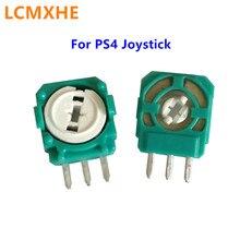 10 шт., 3D Аналоговый джойстик, датчик потенциометра, модульные резисторы для Playstation4 PS4, контроллер, замена микропереключателя