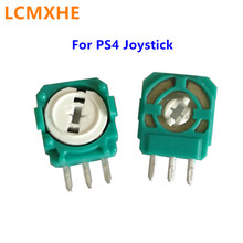 10pc 3D Analog Joystick potentiometer sensor module Axis Resistors for Playstation4 PS4 Controller  Micro Switch replacement