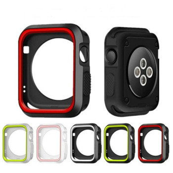 Dual Color Case for Apple Watch 4