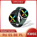 Смарт-часы Imilab KW66 с фитнес-трекером, пульсометром и монитором сна