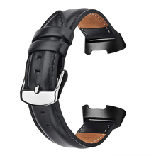 1 Pc Watch Strap Comfortable Durable Prime Leather Bracelet Band for Smart